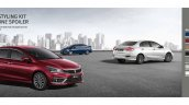 2018 maruti ciaz facelift accessories brochure page 3