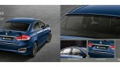 2018 maruti ciaz facelift accessories brochure page 4