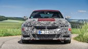 2019 BMW 3 Series prototype front