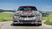 2019 BMW 3 Series prototype front