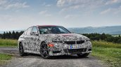 2019 BMW 3 Series prototype press shot