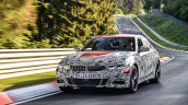 2019 BMW 3 Series prototype