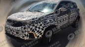 2019 Ford Territory front three quarters spy shot