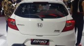 2019 Honda Brio rear GIIAS 2018