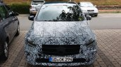 2019 Mercedes B Class front spied