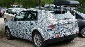 2019 Mercedes B Class rear quarters spied
