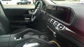 2019 Mercedes GLE interior spied