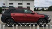 2019 Mercedes GLE side spied