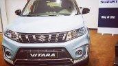 2019 Suzuki Vitara (facelift) front live image