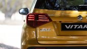 2019 Suzuki Vitara (facelift) tail lamp
