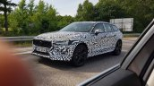 2019 volvo v60 cross country images front three quarters
