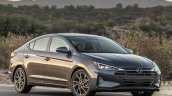 2019 hyundai elantra images front three quarters 85cc