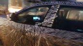 tata harrier spy image interior touchscreen infota 24ca