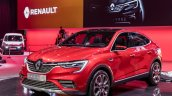 renault arkana front three quarters moscow 2018 im 4516