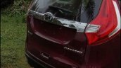 mahindra marazzo mpv rear wine red 1 cf2a