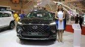 2018 Hyundai Santa Fe Image Front Giias 2018