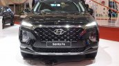 2018 Hyundai Santa Fe Image Front Giias Meto 2018