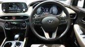 2018 Hyundai Santa Fe Image Interior Steering Whee
