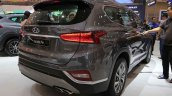 2018 Hyundai Santa Fe Image Rear Three Quarter Gii