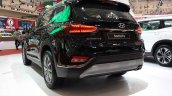 2018 Hyundai Santa Fe Image Rear Three Quarters Gi