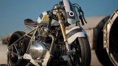 Custom Royal Enfield 650 Lockstock Dragster Front