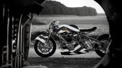 Custom Royal Enfield 650 Lockstock Dragster Left P