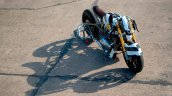Custom Royal Enfield 650 Lockstock Dragster Top Vi