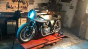 Custom Royal Enfield Continental Gt 650 Front Quar