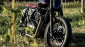 Custom Royal Enfield Interceptor 650 Front Quarter