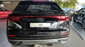 Audi Q8 rear live image