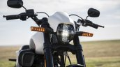 Harley Davidson FXDR 114 LED headlights