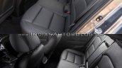 Hyundai Elantra Old vs New Comparison interior rear seat image