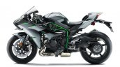 Kawasaki Ninja H2 Carbon Side Profile