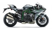 Kawasaki Ninja H2 Carbon right side profile