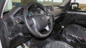 Mahindra Pik-Up interior dashboard Belarus