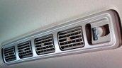 Proton Ertiga Xtra rear AC vents