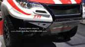Rally-spec Toyota Fortuner front fascia at GIIAS 2018