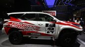 Rally-spec Toyota Fortuner profile at GIIAS 2018