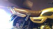 TVS Radeon cushioned seat