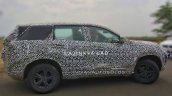Tata Harrier right side profile Spy image