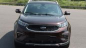 Top-spec 2019 Ford Territory front leaked image