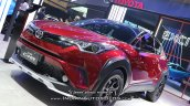 Toyota C-HR TRD front quarter at GIIAS 2018