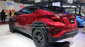 Toyota C-HR TRD rear quarter at GIIAS 2018