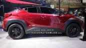 Toyota C-HR TRD side at GIIAS 2018
