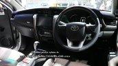 Toyota Fortuner TRD Matte Dual-Tone interior