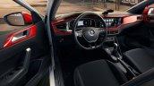 VW Polo Beats Edition interior