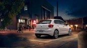 VW Polo Beats Edition rear
