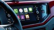 VW Polo Beats Edition touchscreen