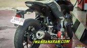 Yamaha xabre 150 2019 spyshot 3
