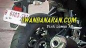 Yamaha xabre 150 2019 spyshot 4